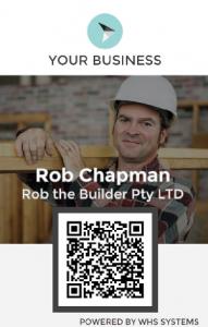 Contractor Management via QR Code